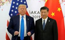 Estados Unidos y China llegan a un acuerdo parcial para una tregua en la guerra comercial