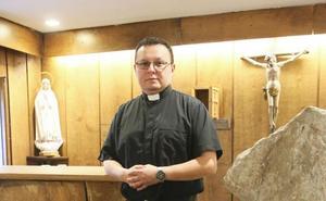 El nuevo vicario de Pola elogia «el compromiso de la gente»
