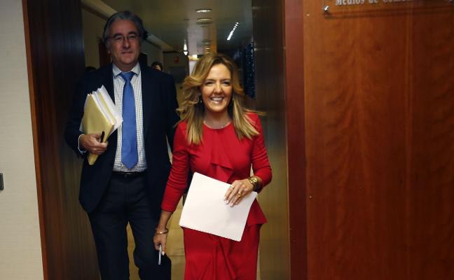 El PP acusa al PSOE de no llegar al límite de las ayudas la industria
