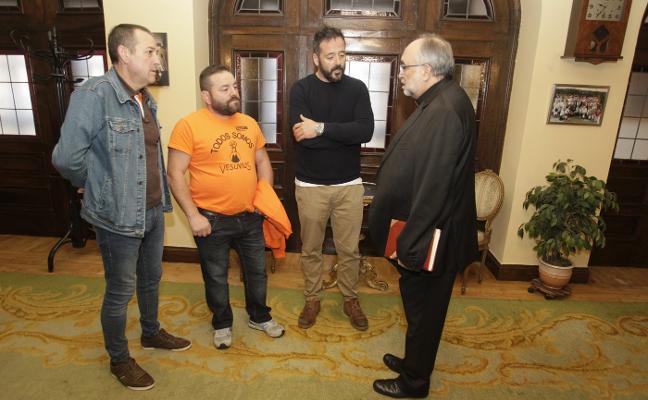 Sanz Montes: «La prioridad son los trabajadores de Vesuvius, no una efémeride»