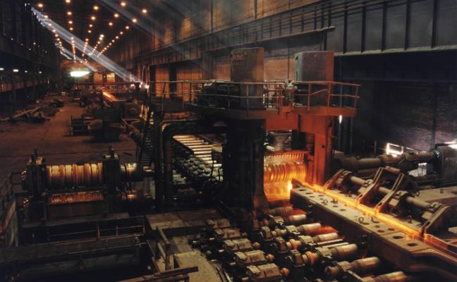 Arcelor | El tren de alambrón, «al borde del cierre»