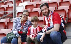 ¿Estuviste en el Sporting 1 - 3 Alcorcón? ¡Búscate!
