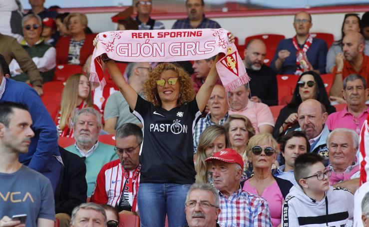 ¿Estuviste en el Sporting 1 - 3 Alcorcón? ¡Búscate! (2)