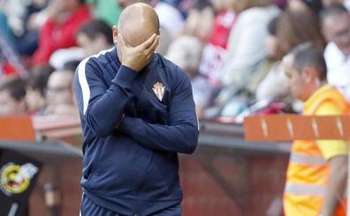 Sporting | José Alberto: «Es el momento más duro desde que estoy aquí»