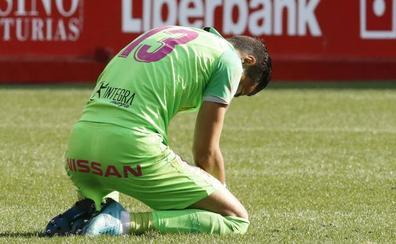 Sonrojante derrota del Sporting frente al Alcorcón (1 - 3)