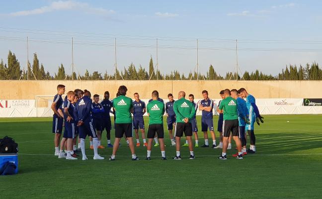 Real Oviedo | Fútbol en medio de una semana agitada