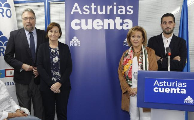 «Asturias está olvidada por parte de todos los partidos»