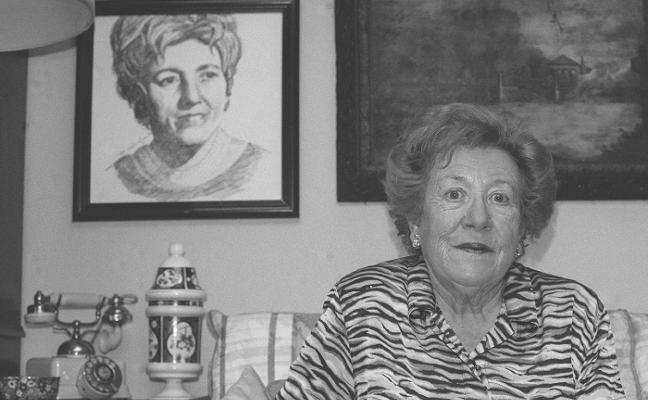 Muere María Luisa García, quien convirtió la cocina asturiana en arte