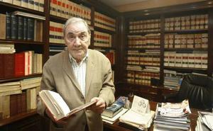 Fallece el abogado gijonés Ángel Suardíaz Fernández