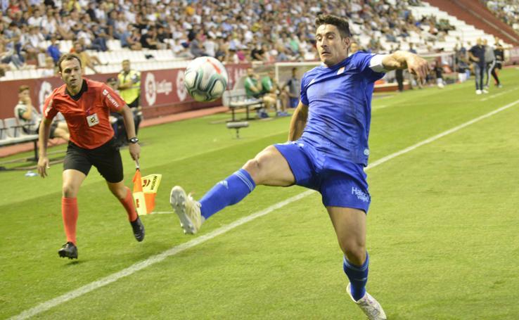 Albacete 1 - 2 Real Oviedo, en imágenes