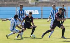 El Sporting B claudica ante el Atlético Baleares