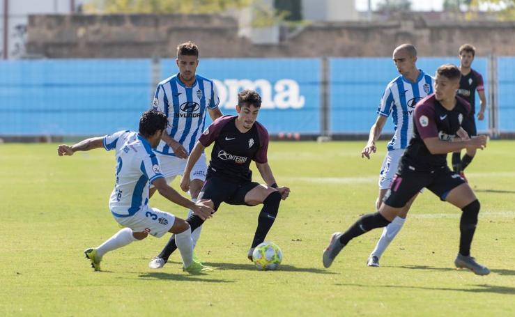 Atlético Baleares 2 - 0 Sporting B, en imágenes