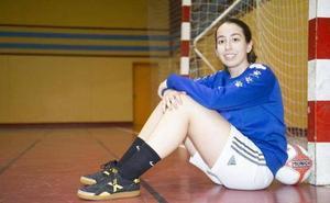 Rodiles FS | Goyache: «Esta campaña las jóvenes ganaremos importancia»