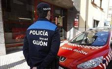 Nueve detenidos en Gijón por infracciones al volante durante el fin de semana