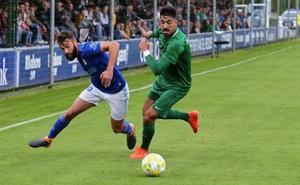 El Oviedo B encadena su tercera derrota (0 - 1)