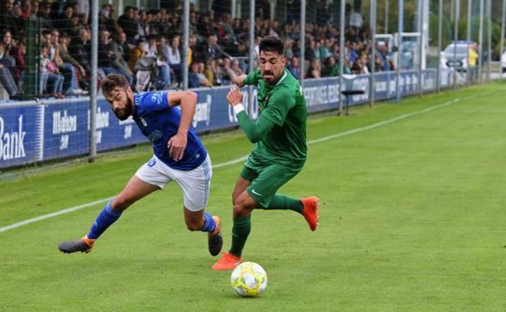 Real Oviedo B 0 - 1 Racing de Ferrol, en imágenes