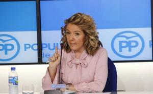 Teresa Mallada acusa a Sánchez y a Barbón de «hacer postureo político y campaña electoral» con la industria asturiana
