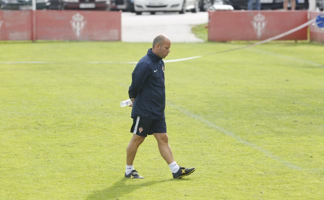 Sporting | José Alberto agota su tiempo