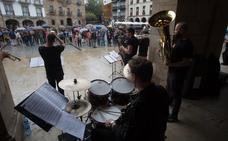 'Gdansk Downtown Brass', en Avilés