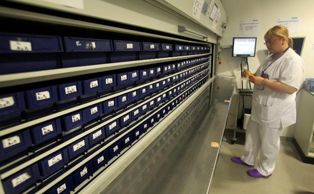 Asturias, a la cabeza en gasto farmacéutico