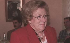 «María Luisa García era muy metódica con sus recetas, como un doctorando»