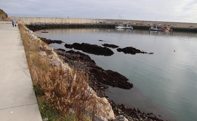 Las obras del puerto de Luanco se licitarán a principios de año