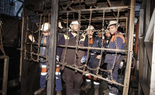 El Gobierno avanza en los planes de transición ante la crisis industrial