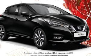 Gran Sorteo de un Nissan Micra con las compras en Gijón