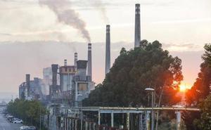 Arcelor estudia abrir una línea de investigación en eficiencia energética industrial en Avilés