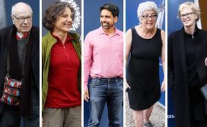Siri Hustvedt, Salman Khan, Peter Brook, Sandra Myrna Díaz y Joanne Chory ya están en Oviedo