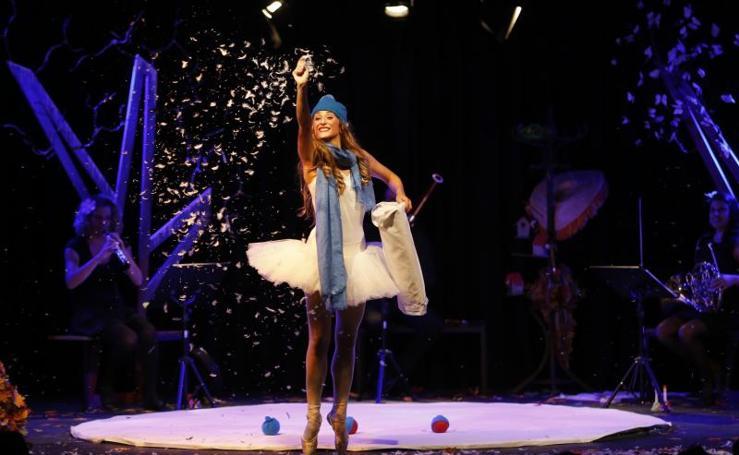 Un jardín de música y magia para los niños de Gijón