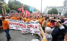 Vesuvius presenta un «pequeño proyecto reindustrializador» para compensar el ERE