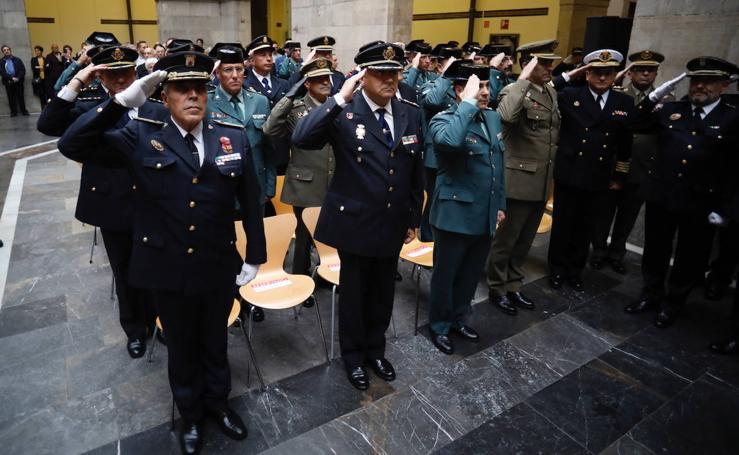 Fiesta de la Policía Local de Gijón