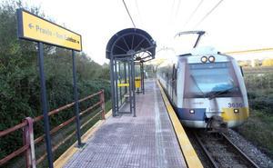 Fomento paliará con trenes de segunda mano las deficiencias de las Cercanías en Asturias