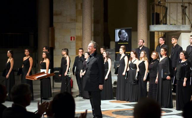 El coro El León de Oro de Luanco, premiado en los circuitos Festclásica 2020