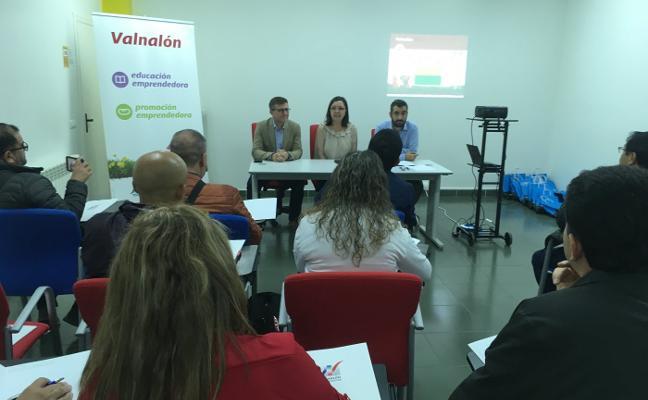 Valnalón y Colombia, juntos por la educación emprendedora