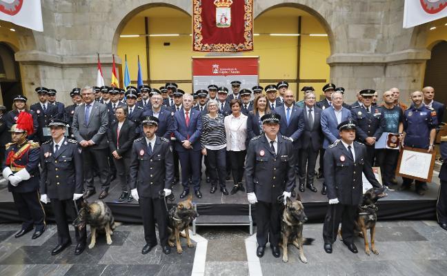 «Gijón necesita gente como vosotros»