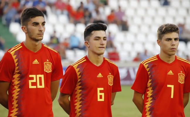 Manu guía a la sub 21 en Montenegro