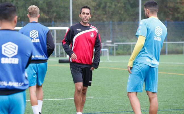 El Avilés cerrará hoy el acuerdo alcanzado con el nuevo entrenador