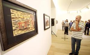 El hijo del pintor Aurelio Suárez retira 14 piezas del Bellas Artes y pide que no se exponga ninguna obra del artista