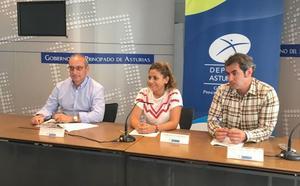 Asturias y León buscan la gestión conjunta de Valgrande y Fuentes de Invierno