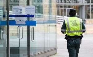Aplazado el juicio al acusado por la muerte de un guardia civil en un en Siero
