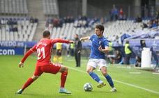 El Oviedo se reconcilia con el Tartiere