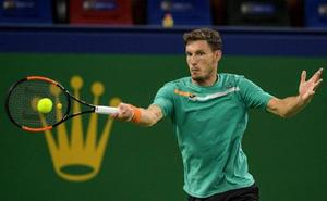 Pablo Carreño supera su estreno en el torneo de Estocolmo