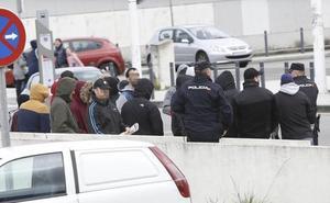 Ocho Ultra Boys se enfrentan a penas de cárcel por desórdenes y agresiones en un bar de Gijón
