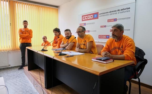 Vesuvius pacta el cierre de la planta de Langreo con 117 despidos y la promesa de una alternativa industrial
