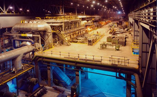 El futuro del tren de alambrón de Arcelor se juega hoy en Luxemburgo y Asturias