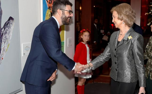 Javier Palacios, premio BMW