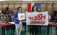 Gdansk da ejemplo a los alumnos asturianos