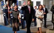 La reina Letizia: Así han evolucionado sus looks desde los Premios Príncipe hasta los Princesa de Asturias